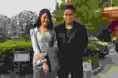 Minh Tiệp sánh vai hoa hậu Lào dự hội thảo phim Châu Á