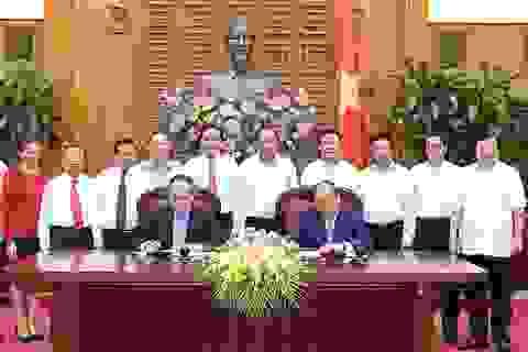 Thủ tướng, Chủ tịch MTTQ cam kết cùng nỗ lực giảm nghèo