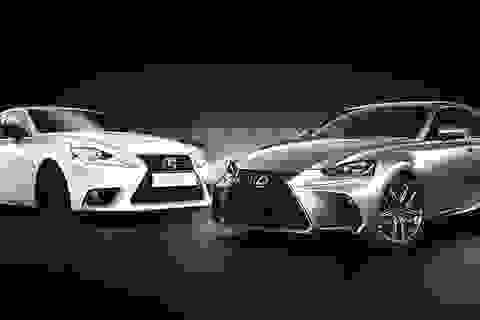 Lexus IS thế hệ mới có gì khác?
