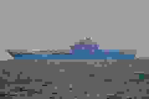 Nhật Bản giám sát chặt chẽ tàu sân bay Trung Quốc đi qua biển Hoa Đông