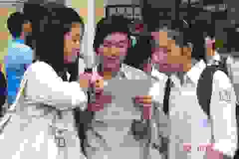 Không tổ chức thi tuyển sinh lớp 10 THPT vào tháng 5