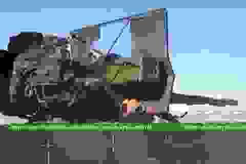 Lực lượng Tigers giành lại 2 địa bàn ở ngoại ô Palmyra