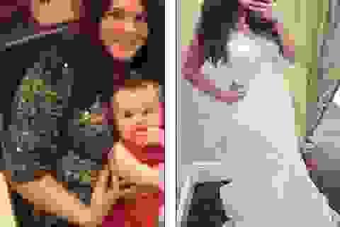 Mẹ một con giảm 13 kg trong 14 tuần, hóa thân thành cô dâu xinh đẹp