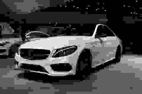 Mercedes-Benz C43 AMG sẽ thay thế C450