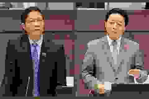 """Hai Bộ trưởng họ Trần và phiên """"mở hàng"""" trả lời chất vấn"""
