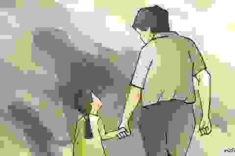 """Chuyện người cha lấy thân mình che cho con và ca sĩ """"tố"""" mẹ"""