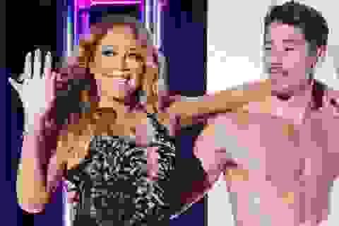 Mariah Carey hạnh phúc bên bồ kém 13 tuổi