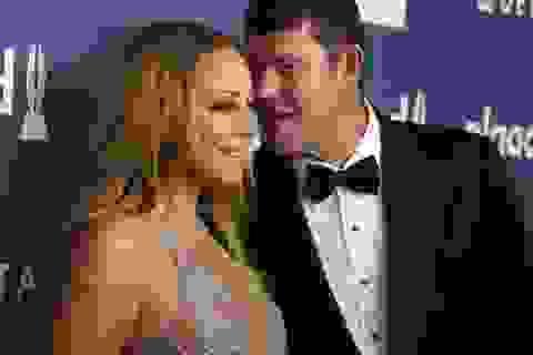 Mariah Carey vẫn đeo nhẫn đính hôn 10 triệu đô