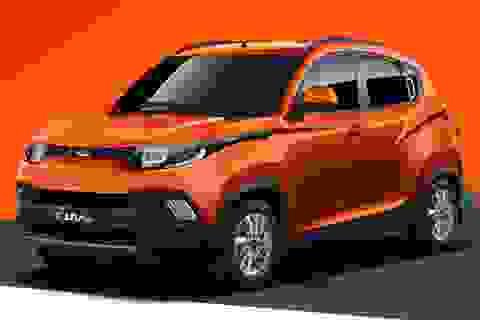 Mahindra KUV100 - SUV giá rẻ từ Ấn Độ