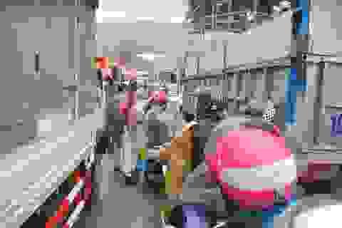 Người dân đổ xô lên Sapa xem tuyết, quốc lộ 4D tê liệt hơn 10 giờ