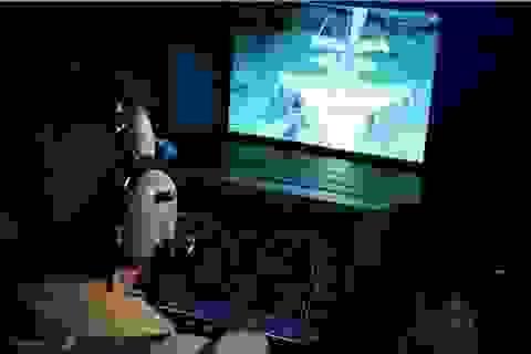 Máy bay KC-46A tiếp dầu ở độ cao gần 9km