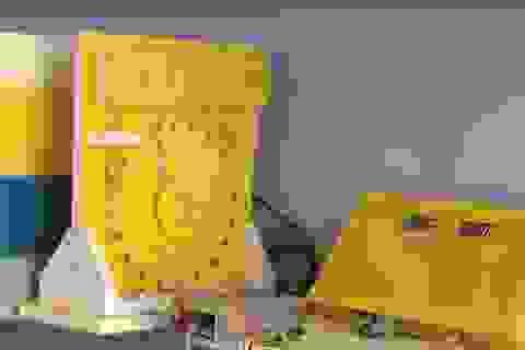 """Công nghệ máy đo mực nước tự động """"made in Việt Nam"""""""