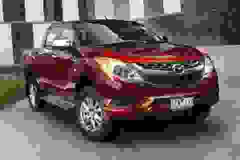 Mẫu bán tải mới của Mazda sẽ do Isuzu sản xuất
