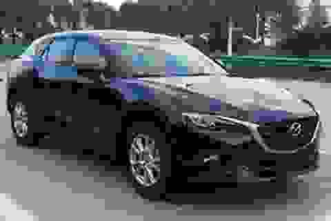 Mazda CX-4 chờ ngày ra mắt