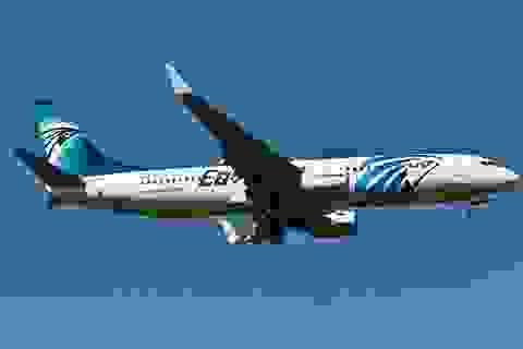 Máy bay Ai Cập chuyển hướng đột ngột trước khi gặp nạn