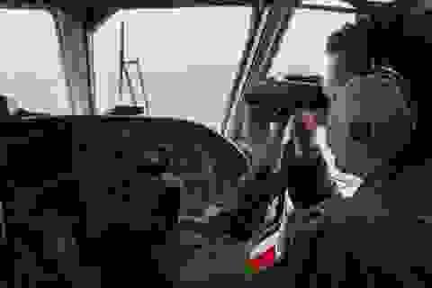 Máy bay Ai Cập hạ cánh khẩn cấp 3 lần trước khi rơi
