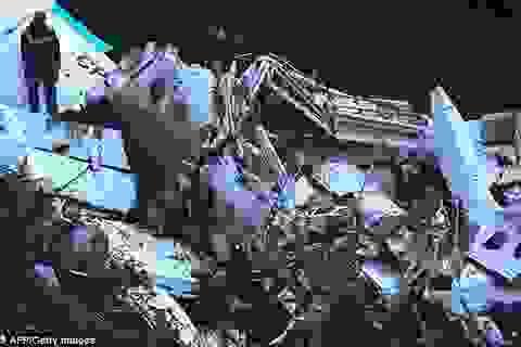 Hé lộ lý do máy bay chở đội bóng Brazil không đủ nhiên liệu tới đích