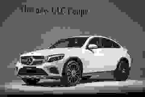 Mercedes để ngỏ khả năng làm xe GLC mui trần