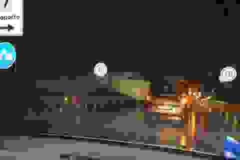 Italia: Máy bay trượt khỏi đường băng, lao thẳng ra đường cao tốc