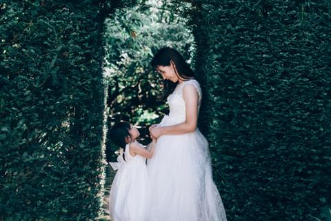 Mai, mẹ tôi lấy chồng