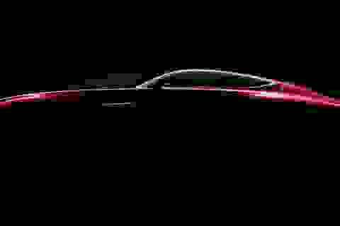 Hé lộ đầu tiên về mẫu Mercedes-Maybach Coupe