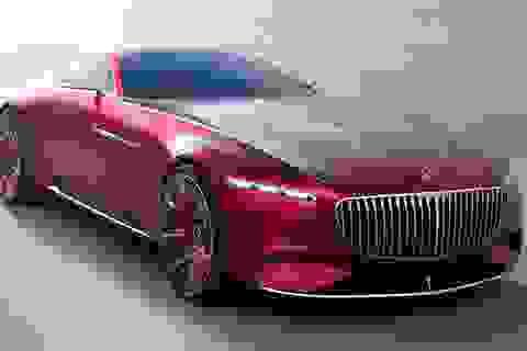 """Lộ diện """"siêu phẩm"""" mới mang thương hiệu Mercedes-Maybach"""