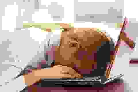 5 lý do khiến bạn lúc nào cũng mệt
