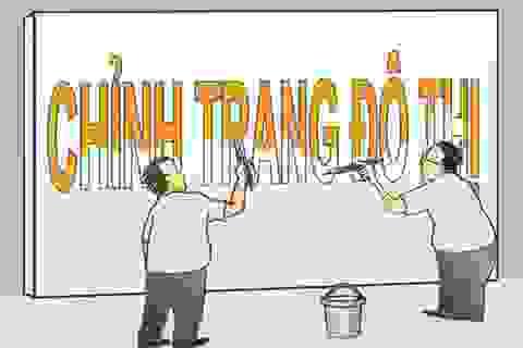 Về biển quảng cáo đường Lê Trọng Tấn, mình đồng tình với GS Châu!