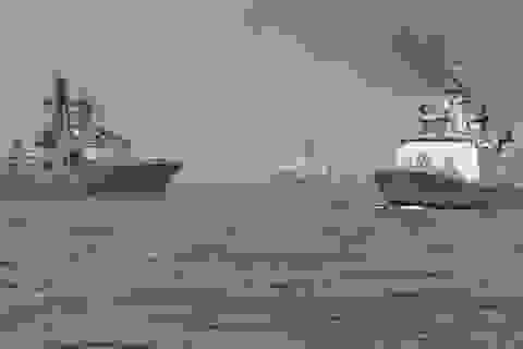 Hạm đội Thái Bình Dương của Nga sắp tập trận ở Biển Đông