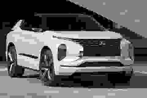 Mitsubishi thay đổi phong cách thiết kế