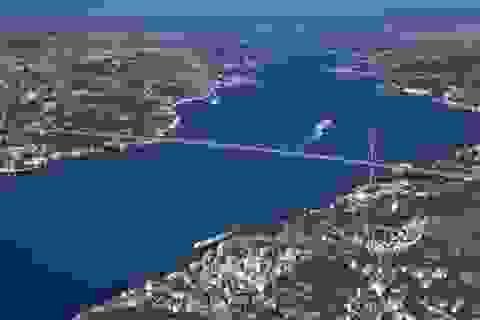 Mở cửa eo biển Bosphorus: Thổ không thể làm khác