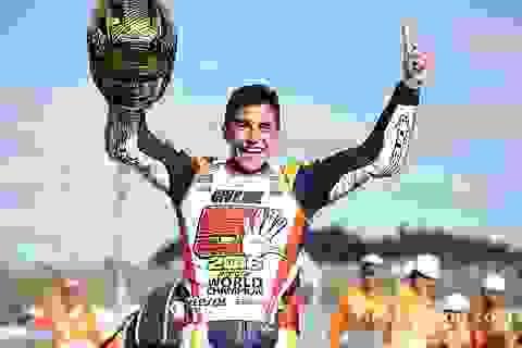Marc Marquez sớm đăng quang ngôi vô địch MotoGP 2016