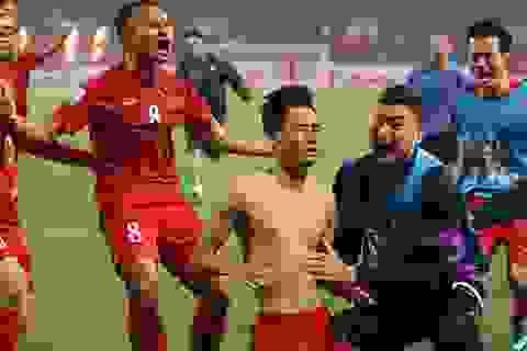 Vũ Minh Tuấn: Giọt nước mắt và bàn thắng dành tặng người cha đã mất