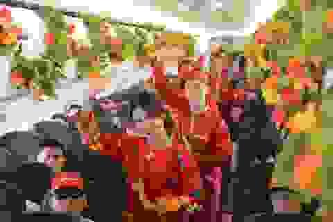 Vietjet tưng bừng vũ điệu quốc hoa Malaysia