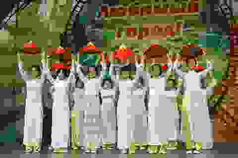 """Kharkov vui cùng """"Ngày châu Á"""" lần thứ nhất"""