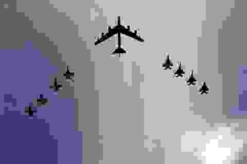 Mỹ muốn tăng 4 lần ngân sách quốc phòng để kiềm chế Nga