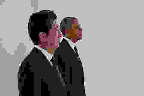 """Chuyến thăm """"đáp lễ"""" của Thủ tướng Nhật Bản tới Trân Châu Cảng"""