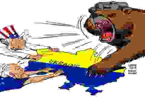 """Mỹ cần một """"Ukraine"""" để xoay trục về Thái Bình Dương!"""
