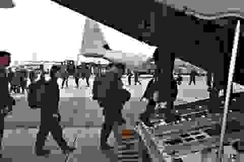 Mỹ chuyển căn cứ quân sự từ Okinawa đến Guam
