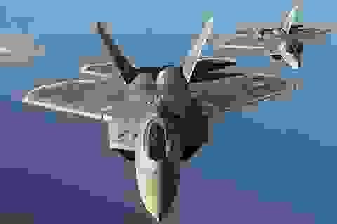 Mỹ tái sản xuất F-22 gồng gánh lỗi lầm F-35?