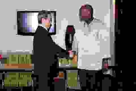 Trưởng ban Kinh tế Trung ương thăm và làm việc tại Nam Phi