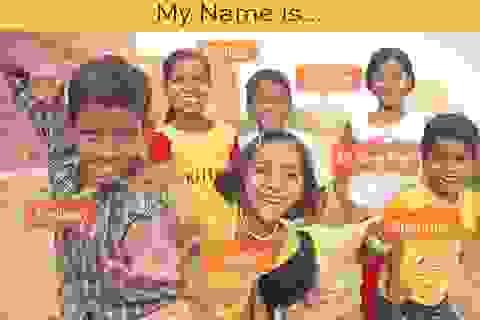 """Lạ kỳ những đứa trẻ mang tên """"Google"""", """"Triều Tiên""""..."""
