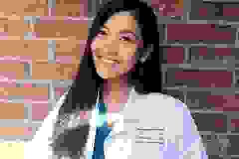 Chia sẻ cảm động của 9X học ngành y hàng đầu ở Mỹ