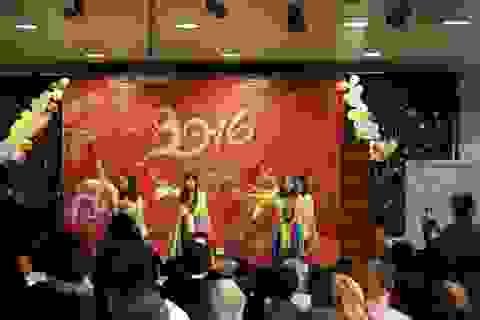 Tết muộn đầy màu sắc của sinh viên Việt tại Nancy-Metz