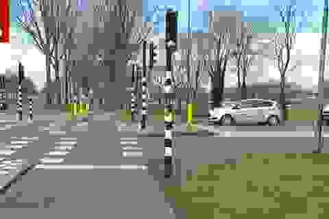 """Khám phá hệ thống đèn giao thông """"không có đèn đỏ"""" ở Hà Lan"""