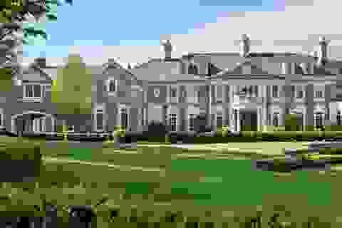 """""""Đột nhập"""" biệt thự đắt giá gần 50 triệu USD đang tìm chủ nhân"""