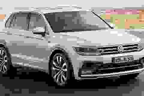Volkswagen Tiguan sẽ có thêm bản 7 chỗ và coupe đa dụng