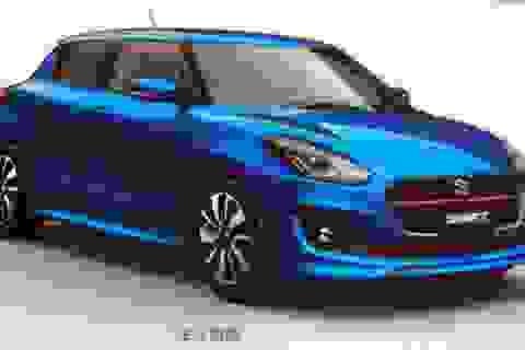 Thêm ảnh và thông tin về Suzuki Swift thế hệ mới