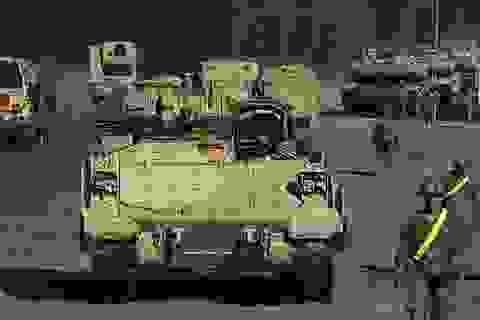 Nga sẽ đáp trả việc Mỹ đưa thêm lữ đoàn thiết giáp tới Đông Âu