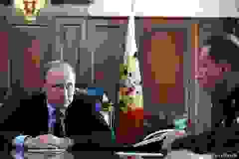 Putin bất ngờ cải tổ lực lượng an ninh liên bang Nga